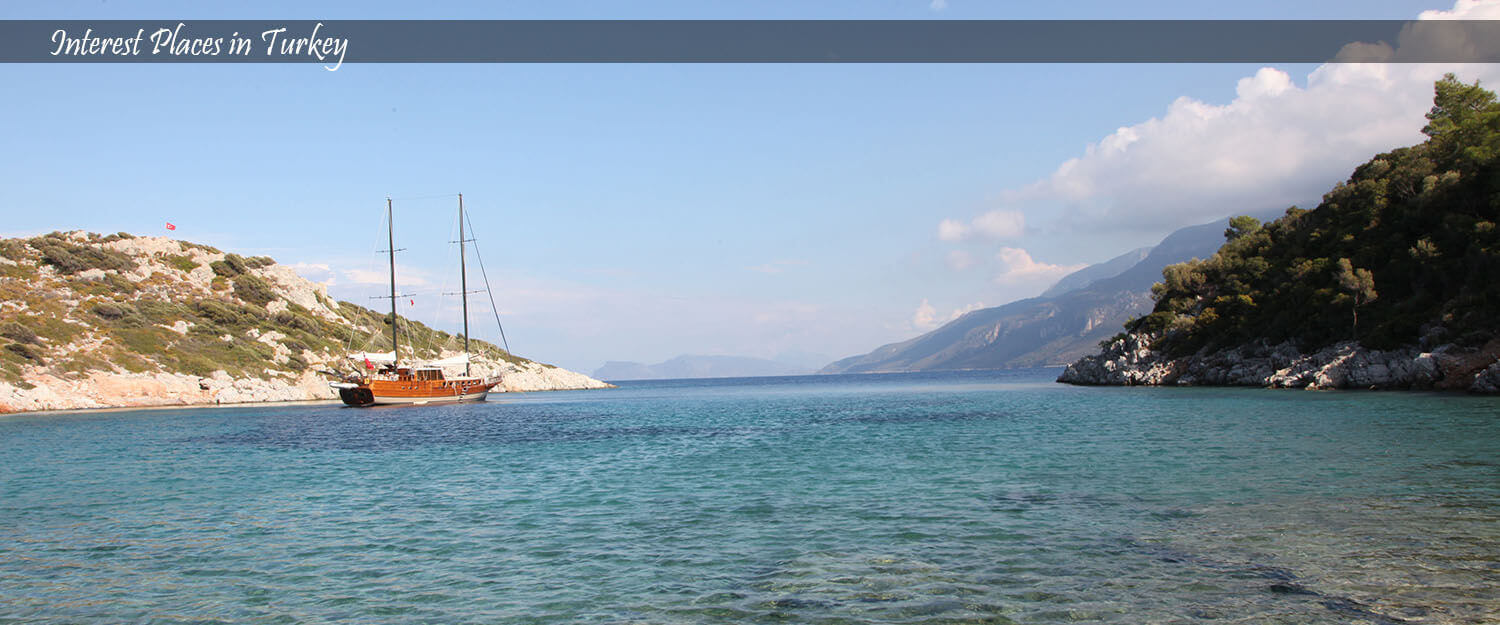 Gulet Turkey - Recommended Places